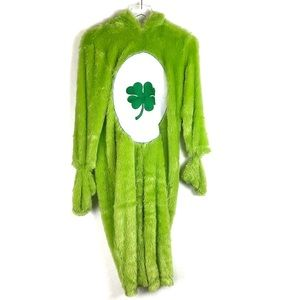 Care Bears Green Good Luck Bear Costume Medium